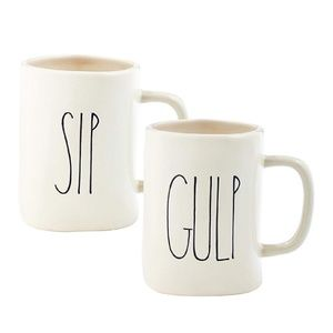Rae Dunn, (NWT) Coffee Mug Set